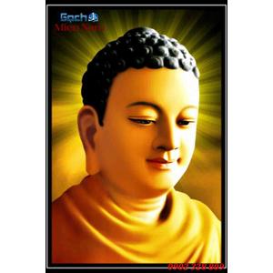 Tranh Phật Thich Ca Mau Ni HP508