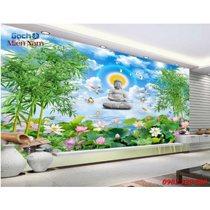 Tranh Phật Thich Ca Mau Ni HP517