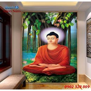 Tranh Phật Thich Ca Mau Ni HP519