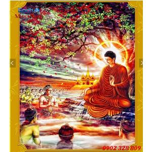 Tranh Phật Thich Ca Mau Ni HP75