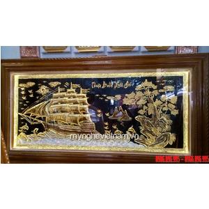 Tranh thuyền buồm, tranh đồng thuận buồm xuôi gió đủ kích thước