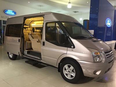 Transit Limousine – Phiên bản Cao Cấp