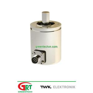TRE50   Absolute rotary encoder   Bộ mã hóa quay tuyệt đối   TWK Vietnam