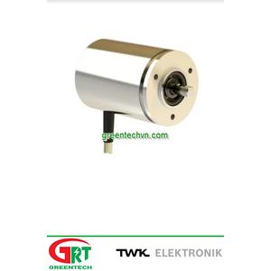 TRN42/C3   Absolute rotary encoder   Bộ mã hóa quay tuyệt đối   TWK Vietnam
