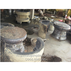 Nơi sản xuất và đúc các loại trống đồng mô hình