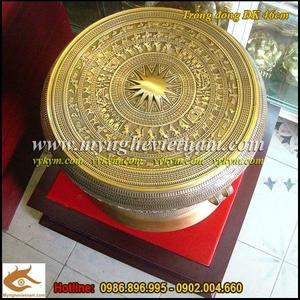 Trống đồng quà tặng Đk 46cm