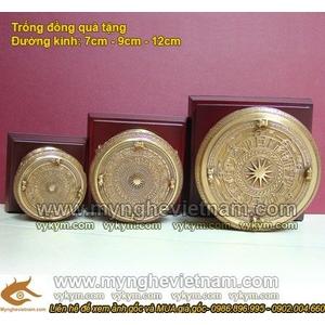 Trống đồng quà tặng ĐK 7cm
