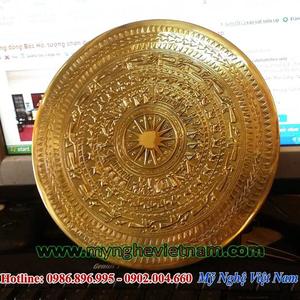 Bán trống đồng đúc,đĩa đồng quà tặng lưu niệm