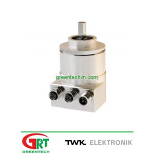 TRT   Absolute rotary encoder   Bộ mã hóa quay tuyệt đối   TWK Vietnam