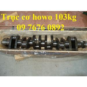 TRUC CƠ XE HOWO 336, 371, 375 HP