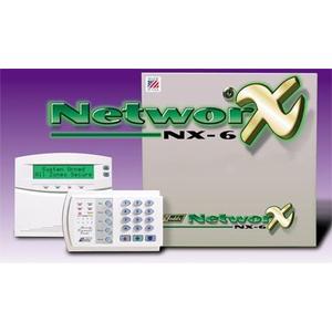 Trung tâm báo trộm - báo cháy NETWORX NX-6