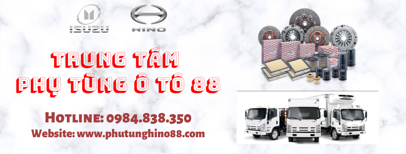 TRUNG TÂM PHỤ TÙNG HINO 88