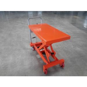 Xe nâng mặt bàn 500 Kg (Model: WP500) Hãng Niuli