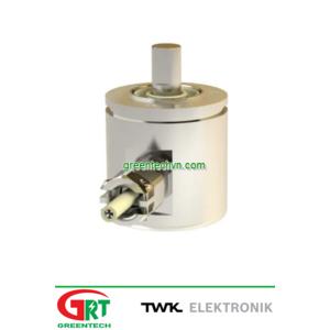 TTBA   Absolute rotary encoder   Bộ mã hóa quay tuyệt đối   TWK Vietnam