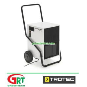 TTK 170 S   Trotec TTK 170 S   Máy hút ẩm   Desiccant dehumidifier   Trotec Vietnam