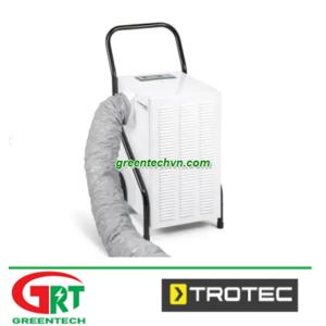 TTK 171 ECO   Trotec TTK 171 ECO   Máy hút ẩm   Desiccant dehumidifier   Trotec Vietnam
