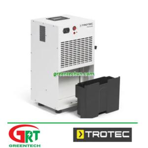 TTK 75 ECO   Trotec TTK 75 ECO   Máy hút ẩm   Desiccant dehumidifier   Trotec Vietnam