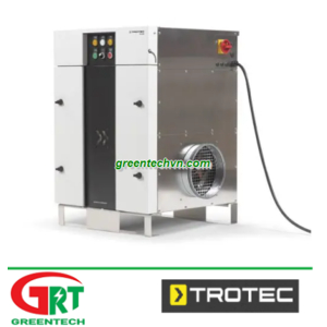 TTR 1400   Trotec TTR 1400   Máy hút ẩm   Desiccant dehumidifier   Trotec Vietnam