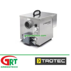 TTR 250 EX   Trotec TTR 250 EX   Máy hút ẩm   Desiccant dehumidifier   Trotec Vietnam