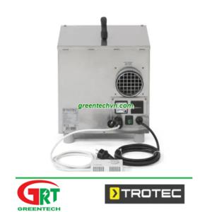 TTR 250   Trotec TTR 250   Máy hút ẩm   Desiccant dehumidifier   Trotec Vietnam