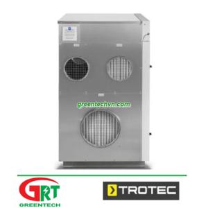 TTR 3700   Trotec TTR 3700   Máy hút ẩm   Desiccant dehumidifier   Trotec Vietnam