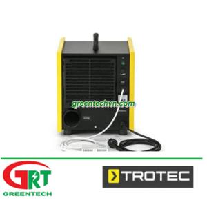 TTR 400   Trotec TTR 400   Máy hút ẩm   Desiccant dehumidifier   Trotec Vietnam