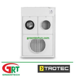TTR 5200   Trotec TTR 5200   Máy hút ẩm   Desiccant dehumidifier   Trotec Vietnam