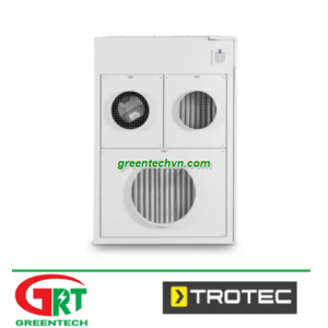 TTR 8200   Trotec TTR 8200   Máy hút ẩm   Desiccant dehumidifier   Trotec Vietnam