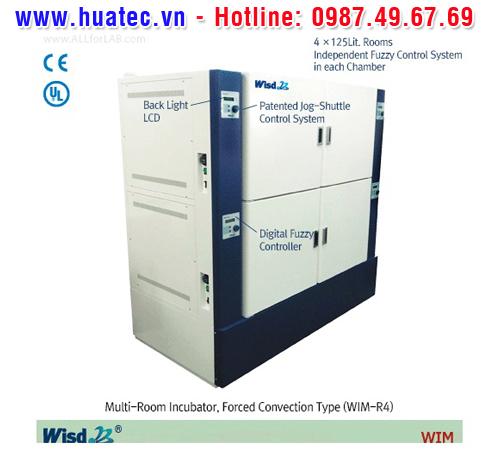Tủ ấm đối lưu cưỡng bức nhiều buồng - Model WIM-4