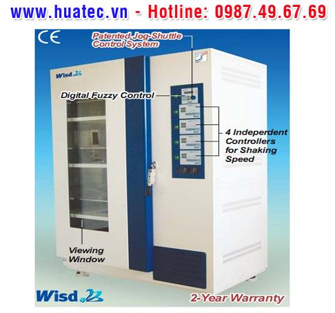 Tủ ấm lắc 2 ngăn - Model WIS-ML02