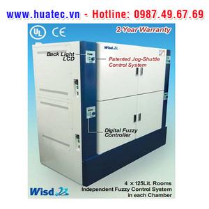 Tủ ấm lạnh nhiều buồng có đèn chiếu sáng - Model WIM-R4