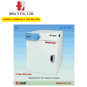 Tủ ấm vi sinh 105 Lít SGI-105 Scilab