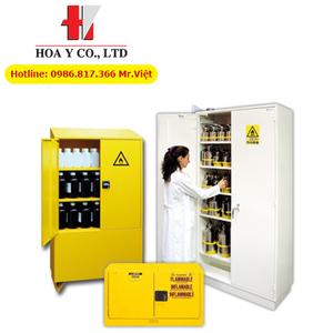 Tủ an toàn chứa hóa chất độc hại và dễ cháy ECOSAFE G2006B