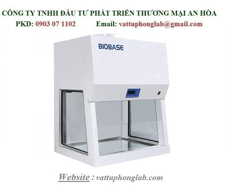 TỦ AN TOÀN SINH HỌC (CLASS I) BIOBASE MODEL:BYKG