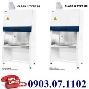 Tủ An Toàn Sinh Học Cấp 2, B2 (1200mm) LCB-0123B-B2 Labtech
