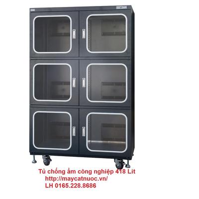 Tủ chống ẩm công nghiệp 1428 Lit