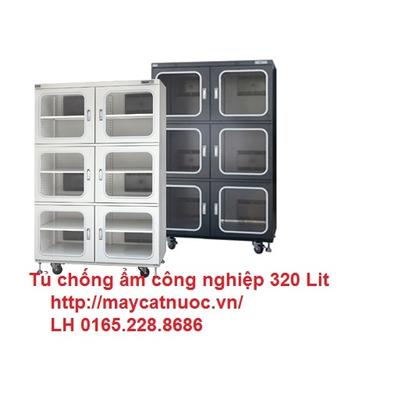 Tủ chống ẩm công nghiệp 320 Lit