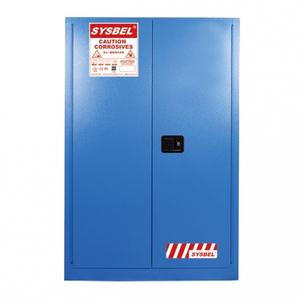 Tủ chứa dung môi gây ăn mòn 45 Gallon – 170 lít, cửa tự đóng,hãng sysbel Model: WA810451B