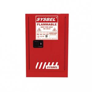 Tủ chứa dung môi gây cháy 12 Gallon – 45 lít, cửa tự đóng,hãng sysbel Model: WA810121R