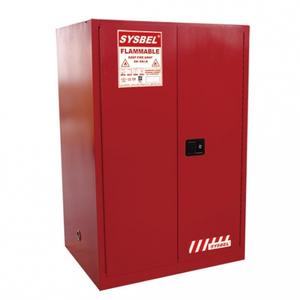 Tủ chứa dung môi gây cháy 90 Gallon – 340 lít, cửa tự đóng,hãng sysbel Model: WA810861R