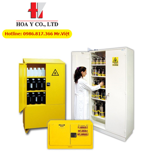 Tủ chứa hóa chất dễ cháy ECOSAFE SB22