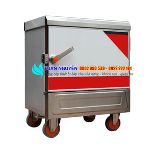 Tủ cơm công nghiệp 4 khay điện