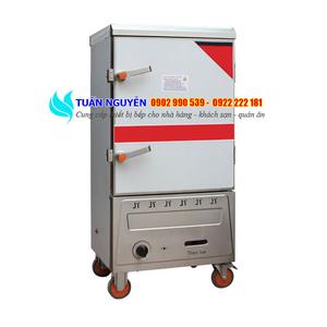 Tủ cơm công nghiệp gas 8 khay