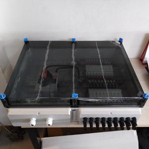 TỦ COMBINER BOX 1000VDC - 160A – 9 STRINGS-CVC VIETNAM CHO HỆ THỐNG NĂNG LƯỢNG MẶT TRỜI ÁP MÁI