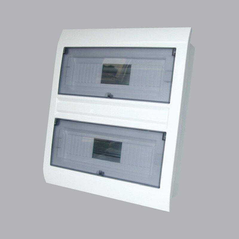 Tủ điện âm tường chứa MCB T24