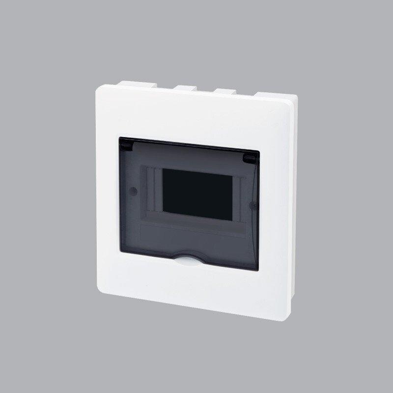 Tủ điện âm tường chứa MCB TS-4