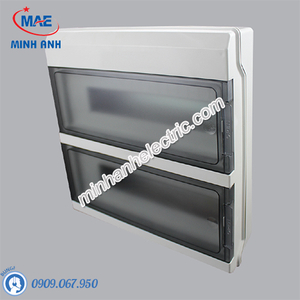Tủ điện âm tường chứa MCB WP-18