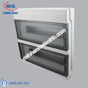 Tủ điện âm tường chứa MCB WP-36