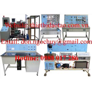 Tủ điện điều khiển hệ thống lạnh công nghiệp.