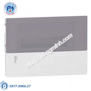 Tủ điện nhựa âm tường, cửa mờ chứa 18 MCB - Model MIP22118T